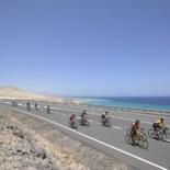 Exitoso estreno de Faro Fuerteventura con victoria para los majoreros Nelson Vera y Eli Alquezar